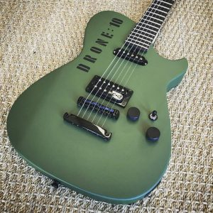 Manson DR-1 #10 disponible au Manson Guitar Works