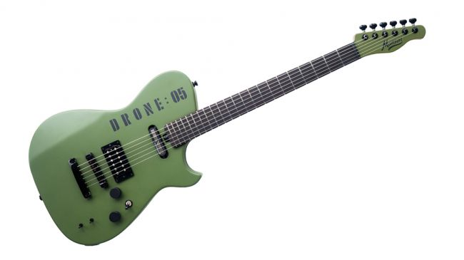 Mansons 25th Guitar Show 2017 Release DR-1 Final Edition