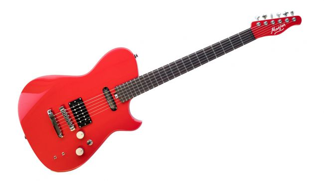 Manson Matthew Bellamy Signature MB-1 Red Alert